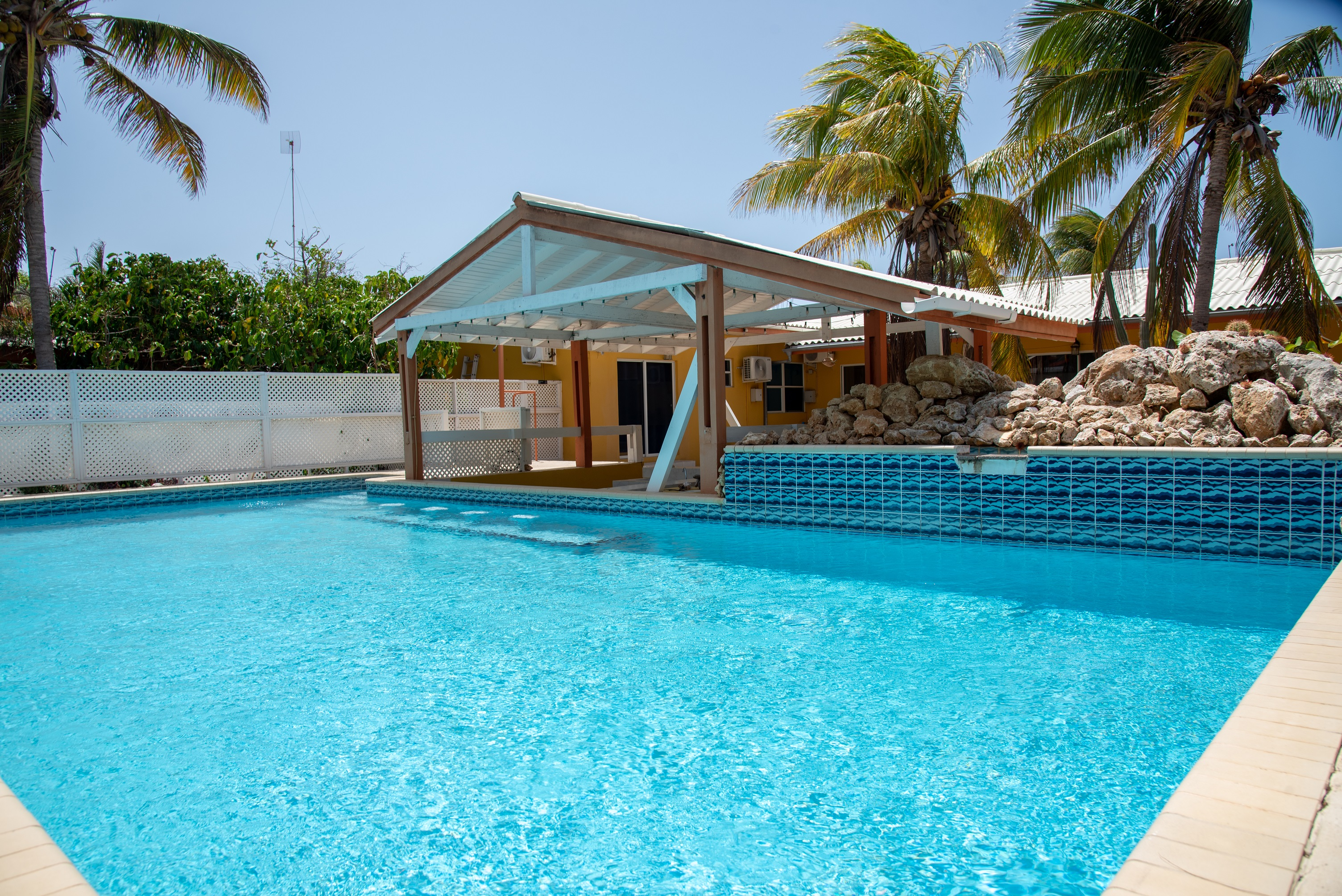 Zwembad Villa Grote Berg