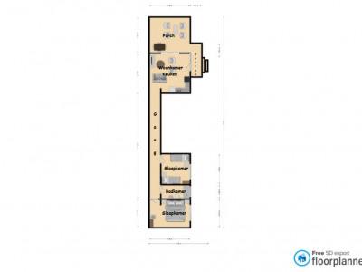 4 Pers - Gartenseite galerie